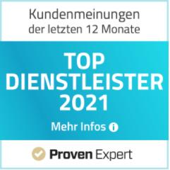 Auszeichnung Provenexpert